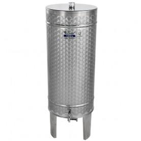 100L Nerezový sud na destilát