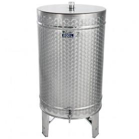 200L Nerezový sud na destilát