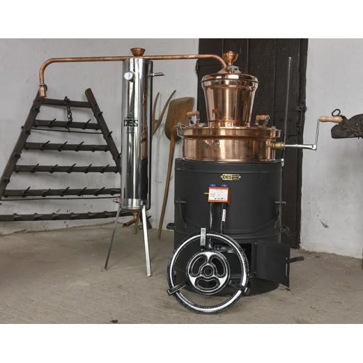 Plynový horák 10,85 kW – 30cm